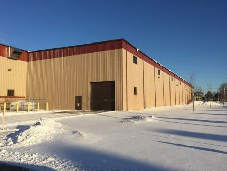 American Alloy Steel 2015 Expansion - North View
