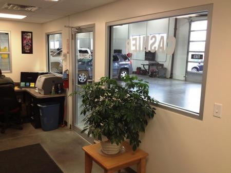 Carbone Auto Group-New Corporate Offices & Recon/Auction/Facility Recon Cashier Office