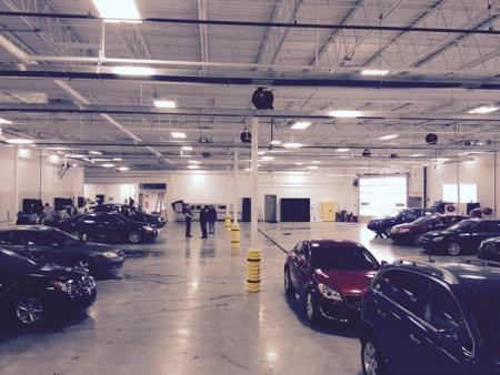 Carbone Auto Group-New Corporate Offices & Recon/Auction/Facility Vehicle Reconditioning Area 2