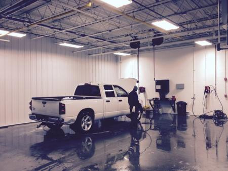 Carbone Auto Group-New Corporate Offices & Recon/Auction/Facility Wash Bay Area