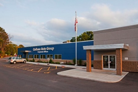 Carbone Auto Group-New Corporate Offices & Recon/Auction/Facility - Exterior2