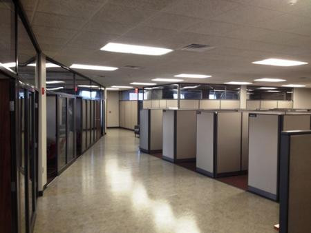 Carbone Auto Group-New Corporate Offices & Recon/Auction/Facility - Cubicles