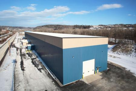 Feldmeier Equipment - Exterior - Looking East 2