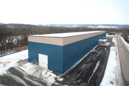Feldmeier Equipment - Exterior-Looking West