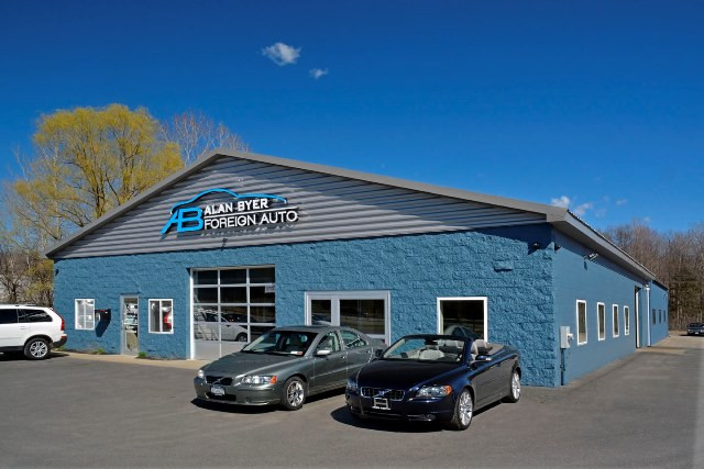 Alan Byer Volvo - Shop Addition & Showroom Renovations