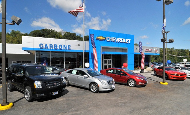 Carbone Chevy - Renovations